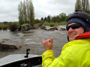 Michael 'mof' Ficker and the unforgiving river bed