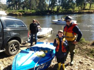 jetboating is a family affair no matter how big or small your boat